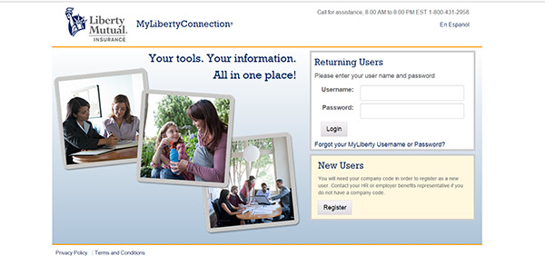 My Liberty Connection >> Www Mylibertyconnection Com Liberty Insurance Group