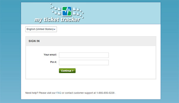 mytickettracker
