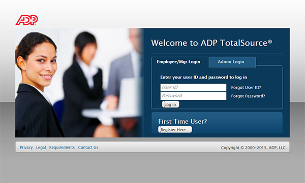 the legal system and adp