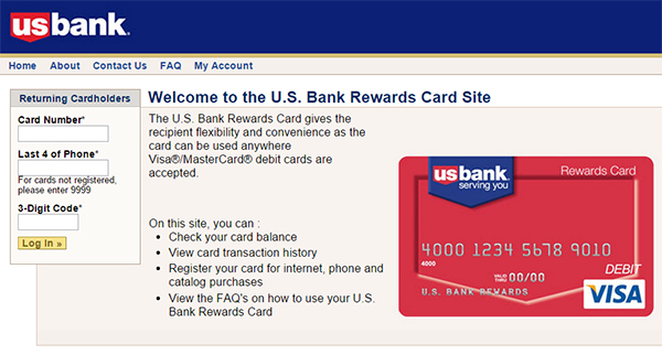 us bank card replacement